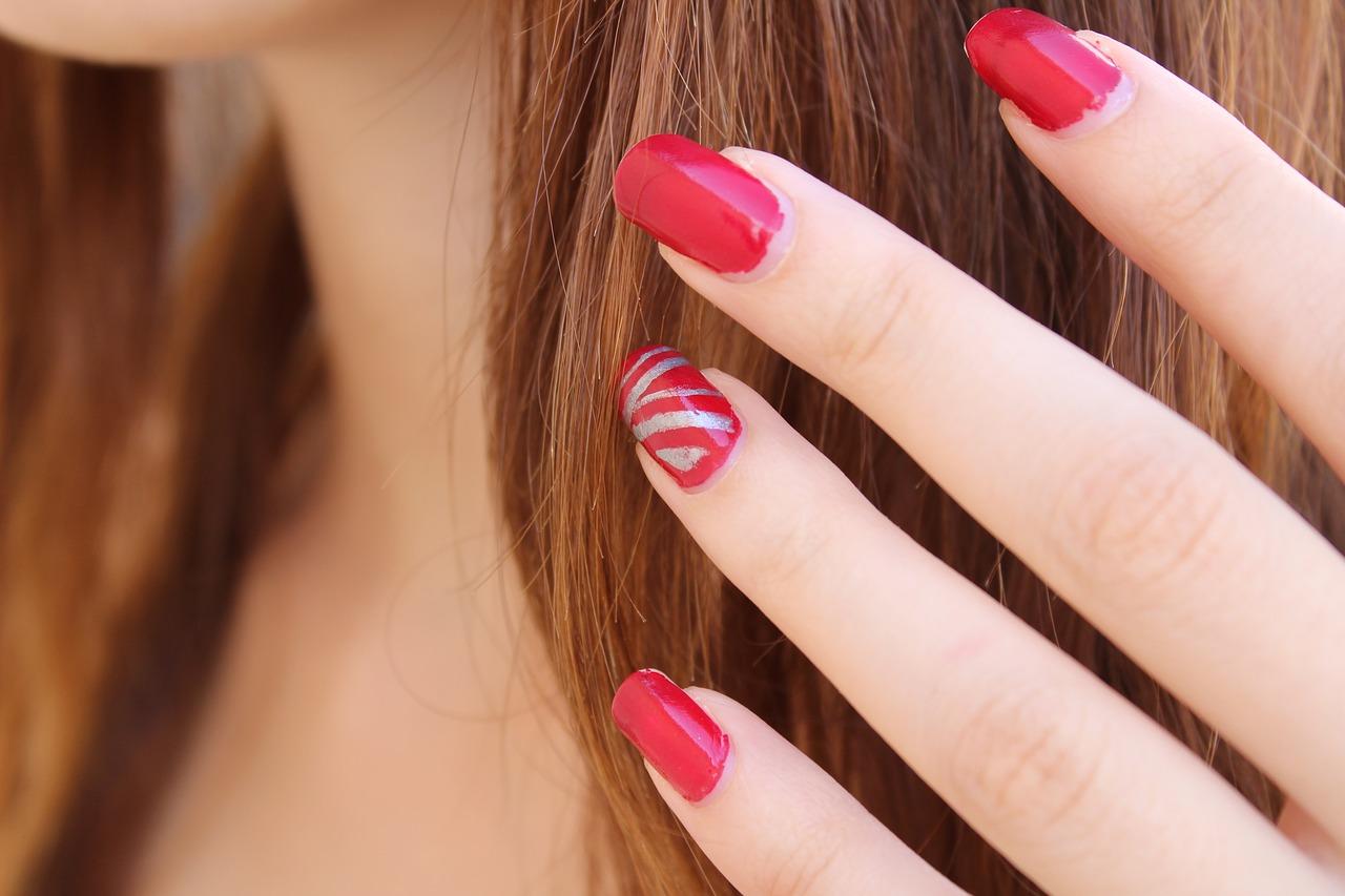 Pielęgnacja włosów i paznokci