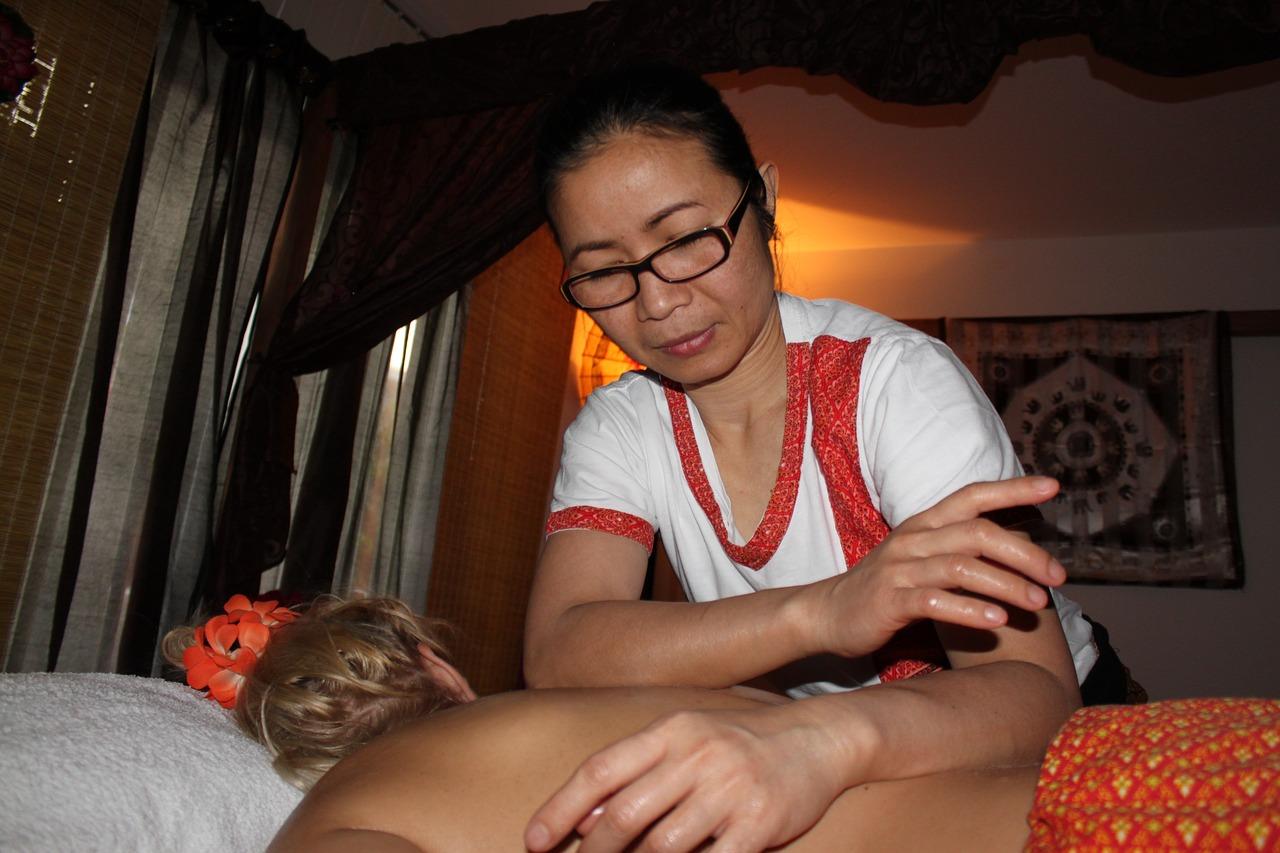 Klasyczny masaż tajski